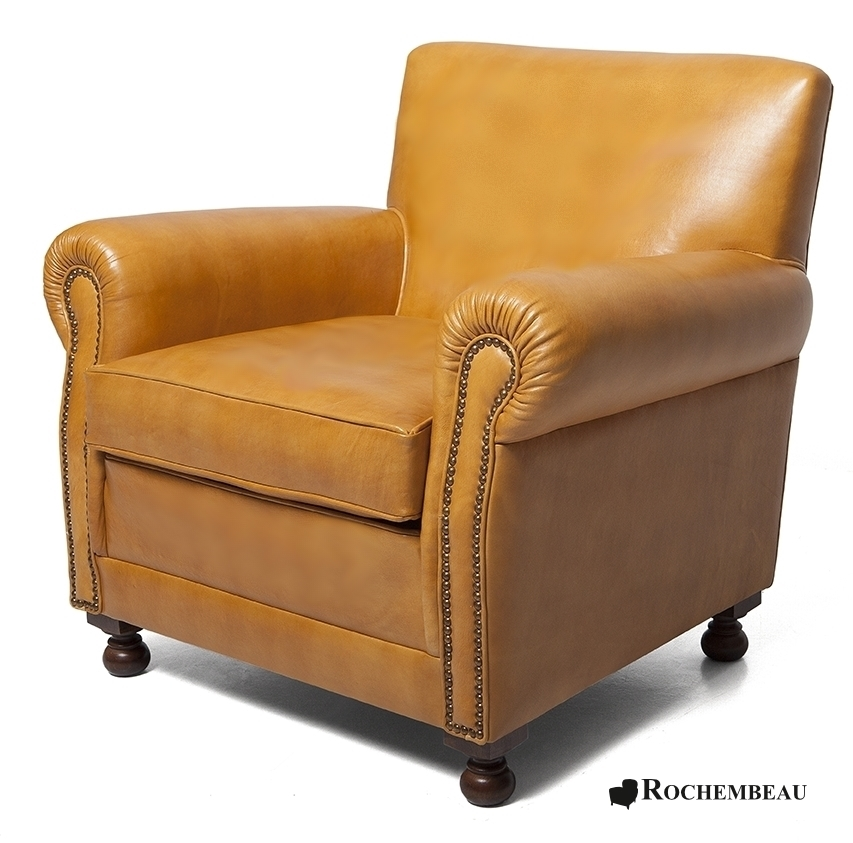 liverpool club armchair rochembeau sheepskin leather club. Black Bedroom Furniture Sets. Home Design Ideas