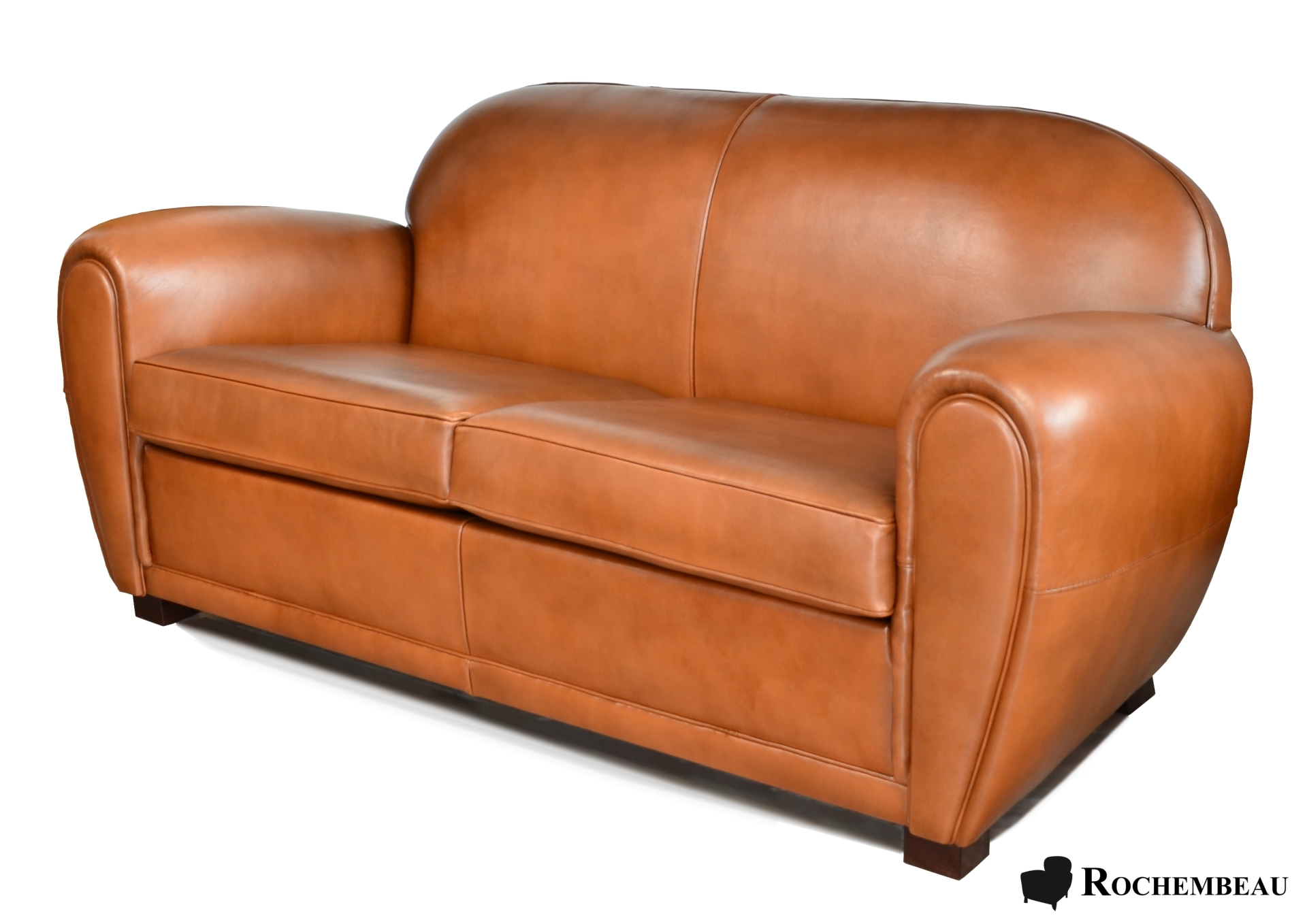Chatham Club Sofa Top Grain Leather