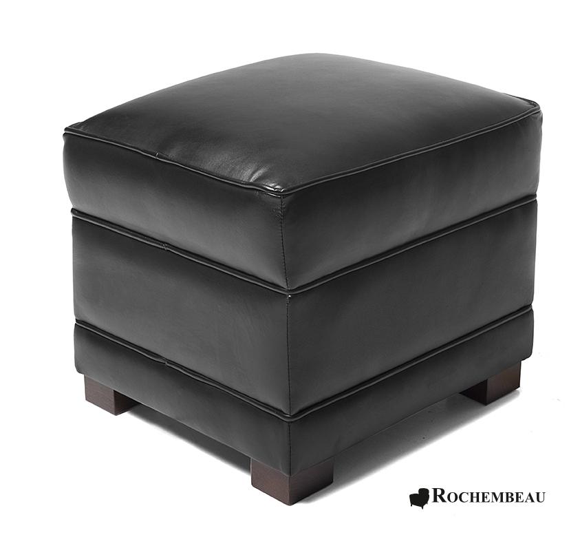 Square 48 x 48 cm Footstool  Rochembeau Footstools