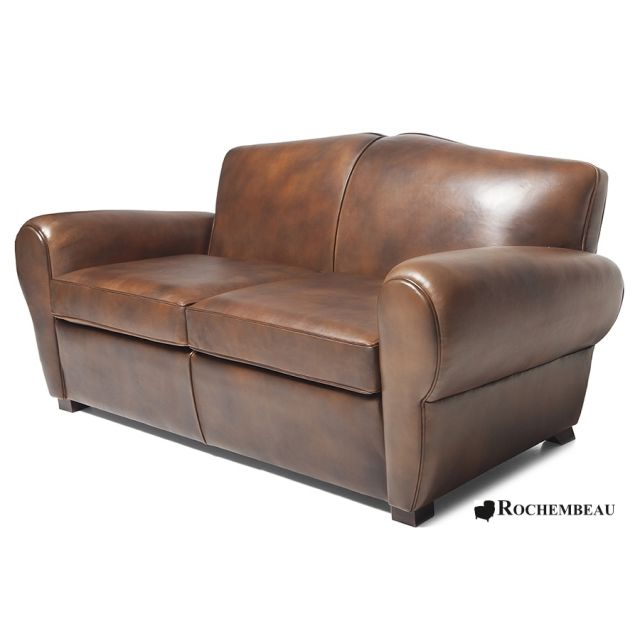 Sofá Clapton: Full-grain Leather Club Suites And Club Sofas