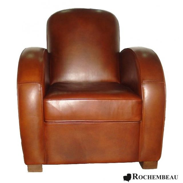 Newcastle fauteuil club Rochembeau originale marron b3.jpg