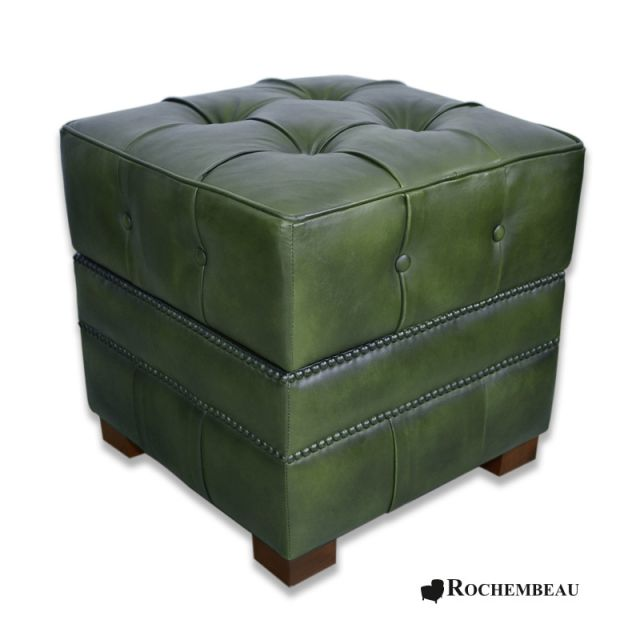 Pouf Coffre Carre Chester 02 vert anglais.jpg